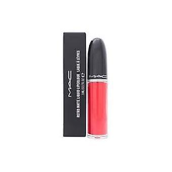 MAC Versicolour Glas Lip Gloss 8.5ml - Rote Jade