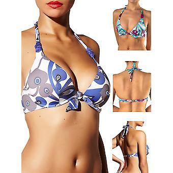 Capri Plunge Bikini Top