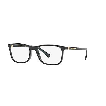 Dolce&Gabbana DG5027 501 Black Glasses