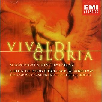 King's College Choir - Vivaldi: Gloria [CD] USA import