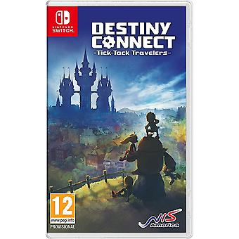 Destiny Connect Tick-Tock Travelers (Time Capsule Edition) Nintendo Switch Game