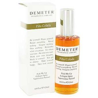 Demeter pina colada av Demeter Cologne spray 4 oz (damer) V728-427574