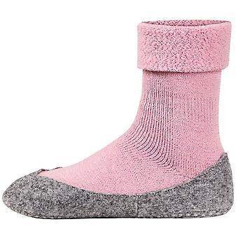 גרביים נעלי בית של falke-פרח שקדים ורוד