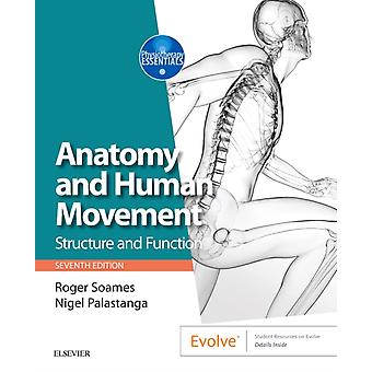 Anatomy and Human Movement by Roger Soames