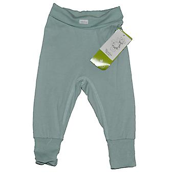 Baby trouser bamboo bamboo light turquoise