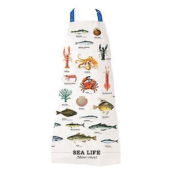 Sea Life Apron - Ecologie Mare Vitae Range by Gift Republic