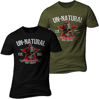 Nine Line Apparel Dustin Rhodes Unnatural T-Shirt