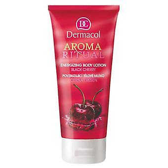 Dermacol  Aroma Ritual Body Lotion Harmoniz Black Cherry