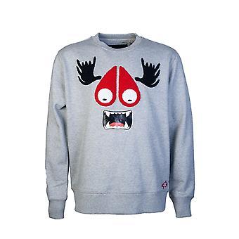 Moose Knuckles Sweatshirt Jumper Mk8210ms