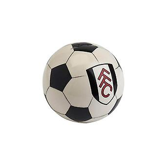 Fulham FC Official Football Money Box