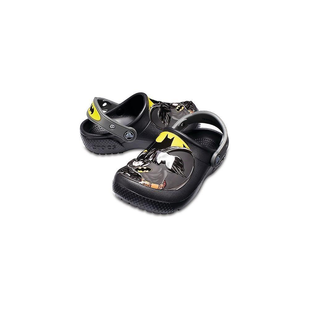 Crocs Kids Fun Lab Batman Clogs 205020black Universal All Year Infants Shoes