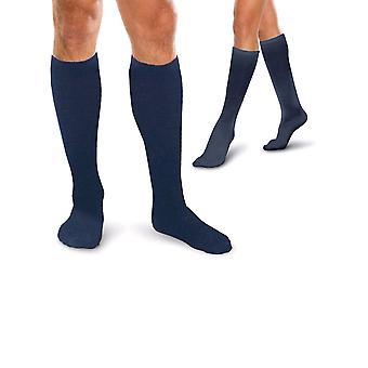 Therafirm Core Spun Unisex Support Socks [Style AC12] White  XL