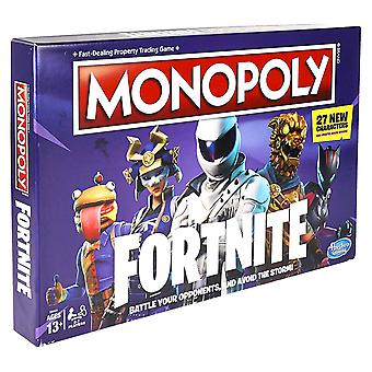 Monopoly: Fortnite Edition Board Game Brädspel Purple