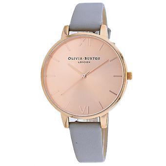 Olivia Burton Women's Rose gold Dial Watch - OB16BD98