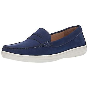 Driver Club USA Unisex Genuine Leather Casual Comfort Slip On Moccasin Penny ...