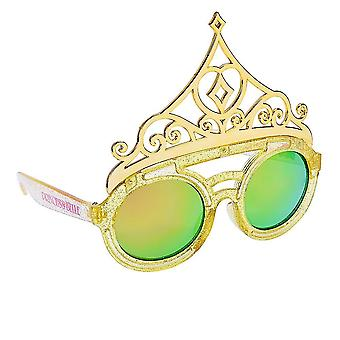 Princess belle tiara sun-staches novelty sunglasses