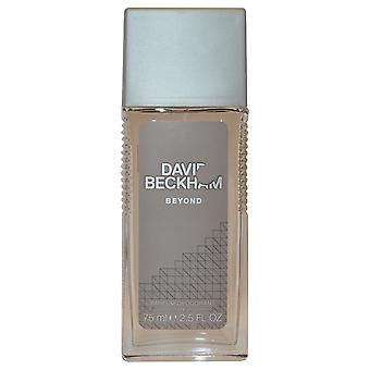 David Beckham Beyond Parfum deodorantti spray 75ml