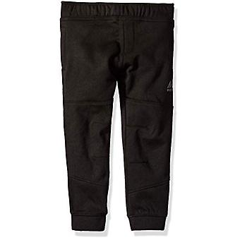 Rbx chlapci ' malý fleece Pant, Midnight Solid, 5/6