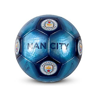 Manchester City FC Signature Football