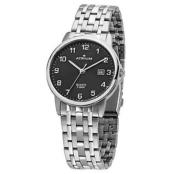 ATRIUM Men's Watch Ceas de mana din inox analog cuarț A26-31