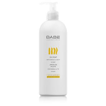 Babe Atopic Skin Oil Soap 500 ml
