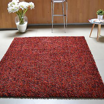Dots 170503 Shaggy Wool Designer Rugs By Brink And Campman
