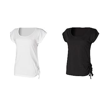 Skinni Fit Ladies/Womens Slounge T-Shirt Top