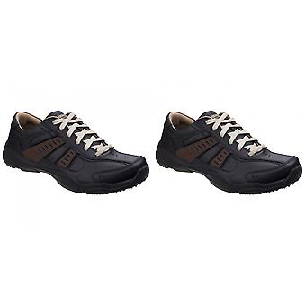 Skechers Mens SK64833 Larson Nerick Sports Shoes/Trainers
