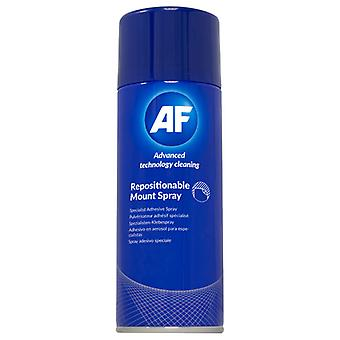 AF RMS400 Repositionable Mount Spray 400ml