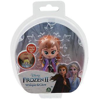 Frozen 2 Whisper & Glow Figure - Travel Anna