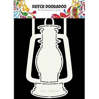 Niederländische Doobadoo niederländische Karte Kunst Latern A5 470.713.683