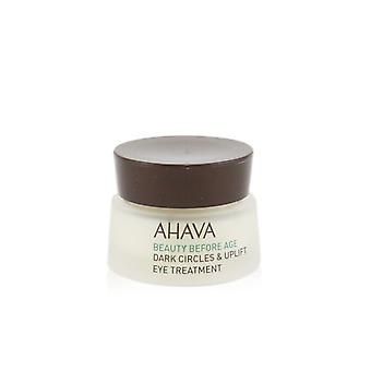 Ahava Beauty Before Age Dark Circles & Tratamento ocular uplift - 15ml /0.51oz
