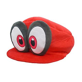 Super Mario Bros. Odyssey punainen Cappy pehmo