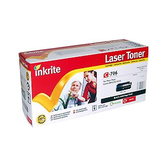 Inkrite Laser Toner Cartridge Compatible with Canon MF6530 MF6550 Black (0264B002AA)