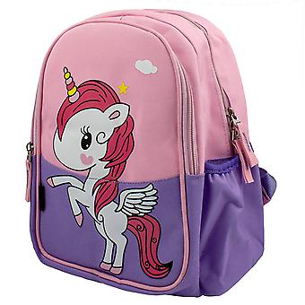 Backpack, Unicorn with Wings - Purple