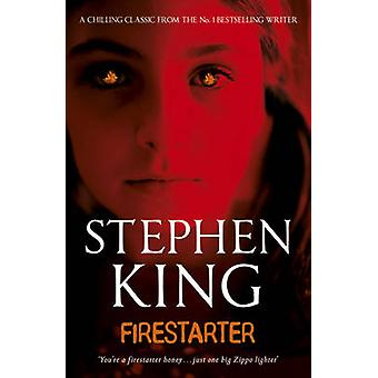 Firestarter Stephen Kingin - 9781444708103 kirja