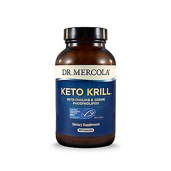 Keto Krill 60 Capsules - Dr Mercola