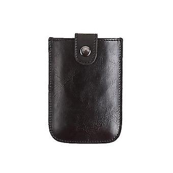 Porte-carte écrémage avec RFID - noir