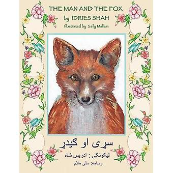 The Man and the Fox EnglishPashto Edition by Shah & Idries