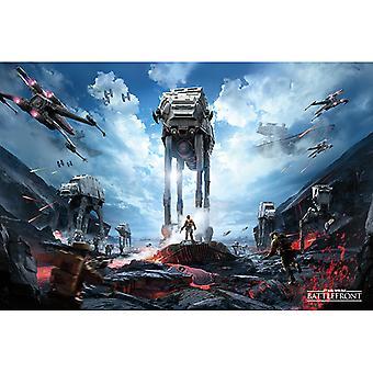 Star Wars Battlefront War Zone Maxi Juliste