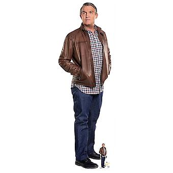 Graham from The 13th Doctor Who Official Cardboard Cutout / Standee / Standup