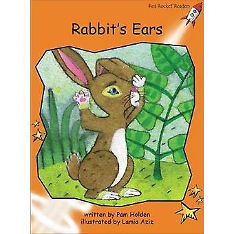 Red Rocket Readers - Fluency Level 1 Fiction Set C - Rabbit's Ears Big