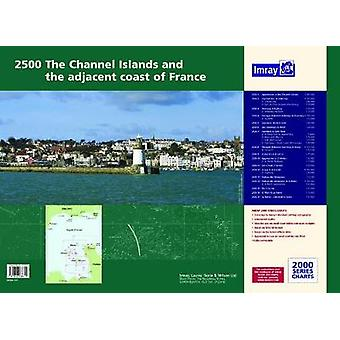 Imray Chart Atlas - The Channel Islands and Adjacent Coast of France b