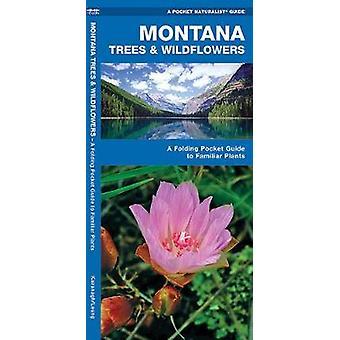 Montana Trees & Wildflowers - A Folding Pocket Guide to Familiar S