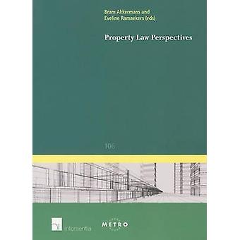 Property Law Perspectives by Bram Akkermans - Eveline Ramaekers - 978
