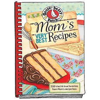 Moms Very Best Recipes