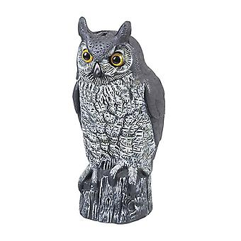 TechBrands Bird Scare Owl Decoy (410mm)