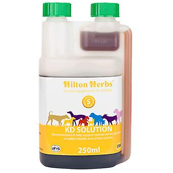 Hilton Herbs Canine KD Solution (Dogs , Supplements)