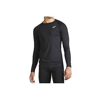 Asics Base Layer Langermet Topp 2031A4380904 universell hele året menn t-skjorte