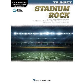 Stadium Rock  Trumpet by Adapted by Peter Deneff & Hal Leonard Corp